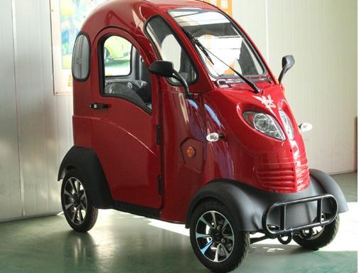 025.  E-Duke   4 wheel