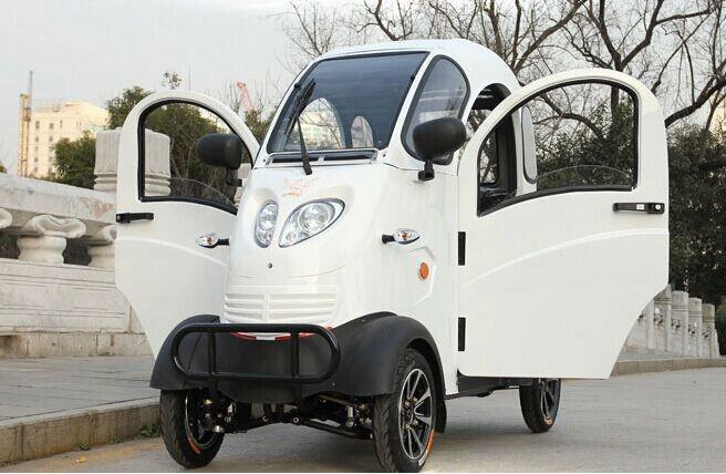 027.   E-Duke    4 wheel