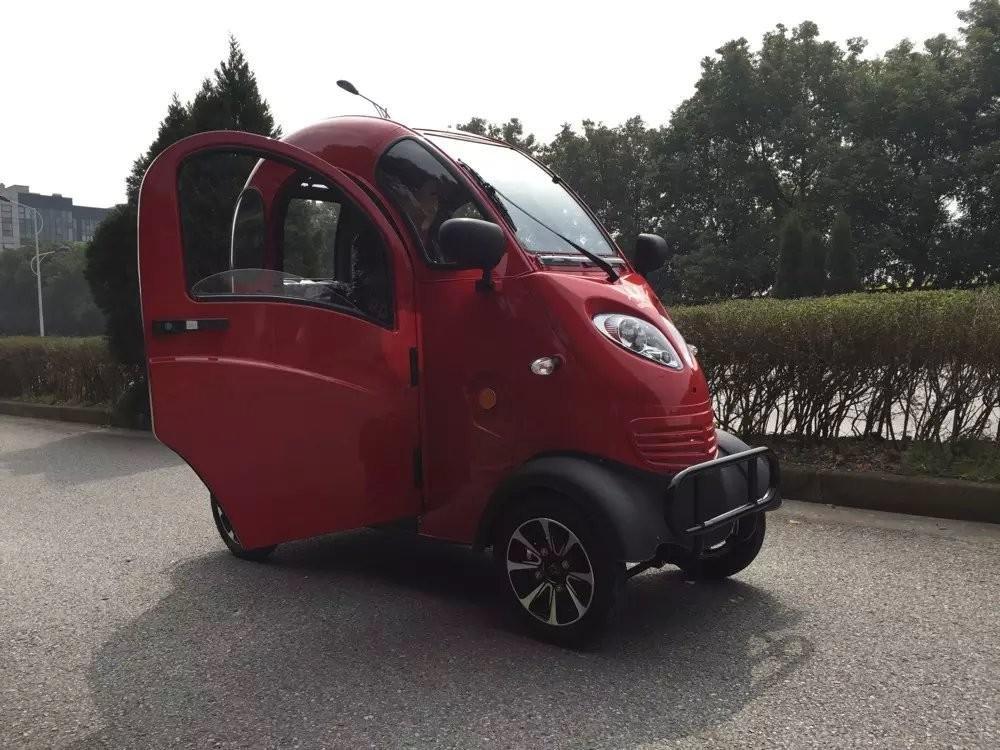 028. E-Duke  4 wheel