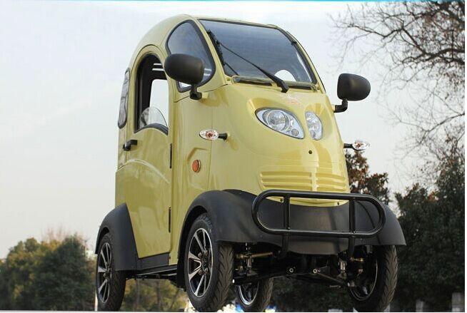 029.   E-Duke  4 wheel