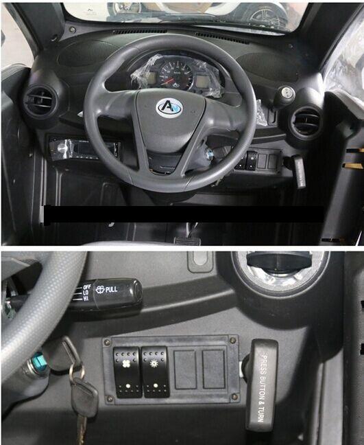 11.1  E-King  Cockpit