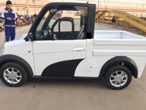 15. E-Tiger Pickup Weiß