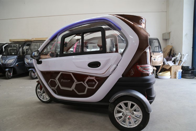 elektroauto  lord tricycle gerku  mobility